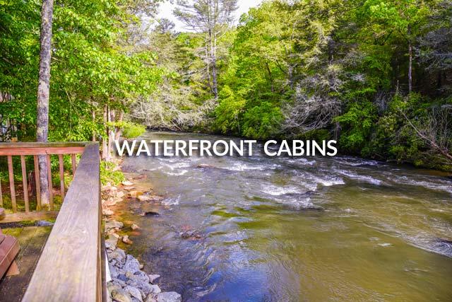 Stressbuster Cabin Rentals   North Georgia Mountain Cabin